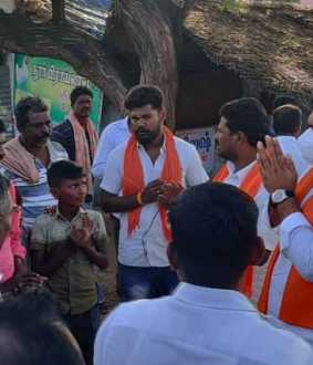 BJP started election campaign in Vilathikulam