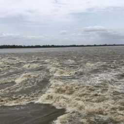 ARIYALUR KOLLIDAM CAUVERY WATER FLOOD BOAT INCIDENT
