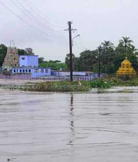 thamirabharani river flood heavy rain nellai peoples