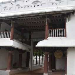Tuticorin district vilathikulam vaipparu river aatrangarai palace story