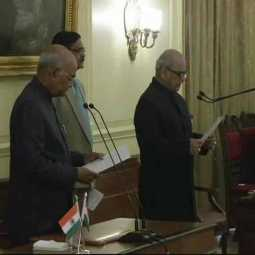 lokpal panel appointed by president