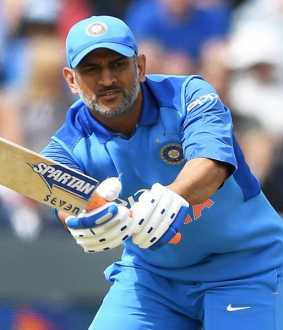 mahendra singh dhoni birthday special video released in icc... viral video