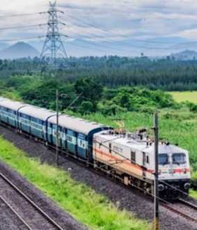 Train to Chennai for only 2 days