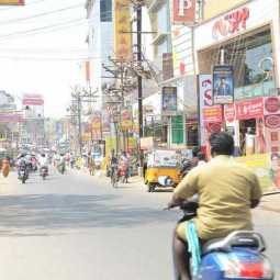 The streets of Tamil Nadu ...