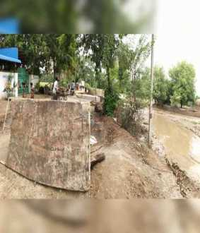 sewage issue in mayiladuthurai