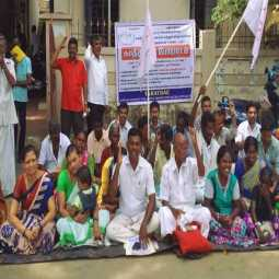 tamilnadu disability kumbakonam rto office strike