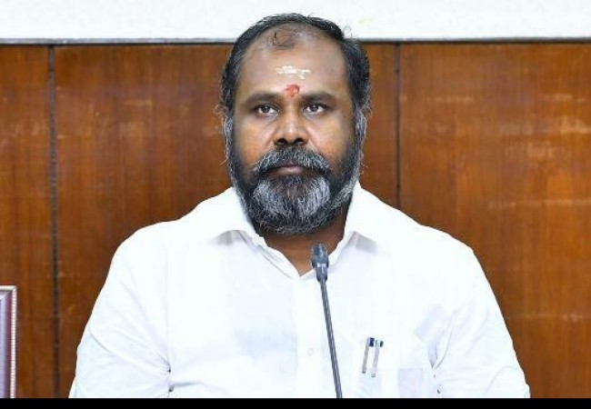sivagangai district minister rb udhayakumar press meet