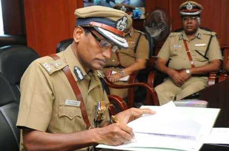 transfer issue in tamilnadu police department include theni district