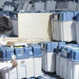 Radhapuram Re-Count ... Postal Ballot Collection in the presence of Collector