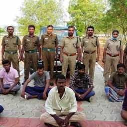 karur district persons police