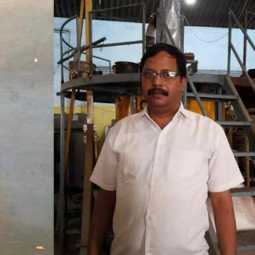 hyderabad lecturer produces petrol from plastic waste