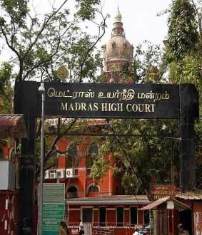 schools students attend online class eye problem chennai high court