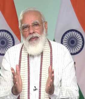 FIT INDIA FIRST YEAR ANNIVERSARY PM NARENDRA MODI VIDEO CONFERENCE SPEECH