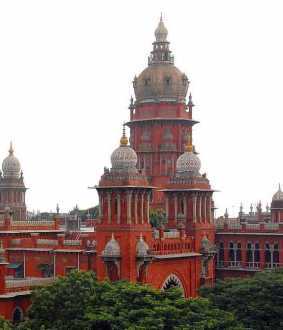 tamilnadu coronavirus cases rapidly raised chennai high court chief justice