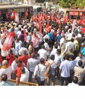 General strike in Tamil Nadu