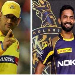 kkr replies csk about next match between the two teams