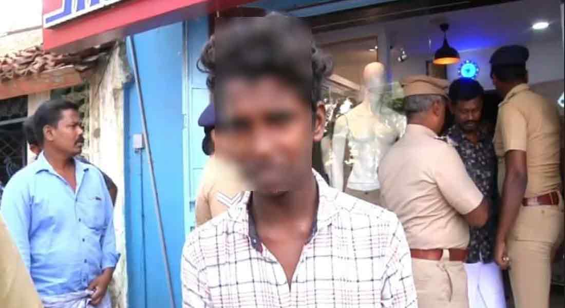 Child locked up and tortured for stealing Panchavarna clip in nagai