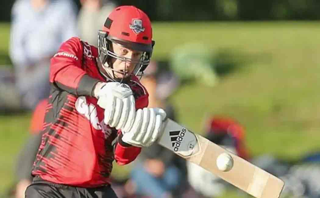 leo carter record in t20 cricket