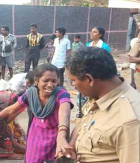 Vellore incident-police Inquiry