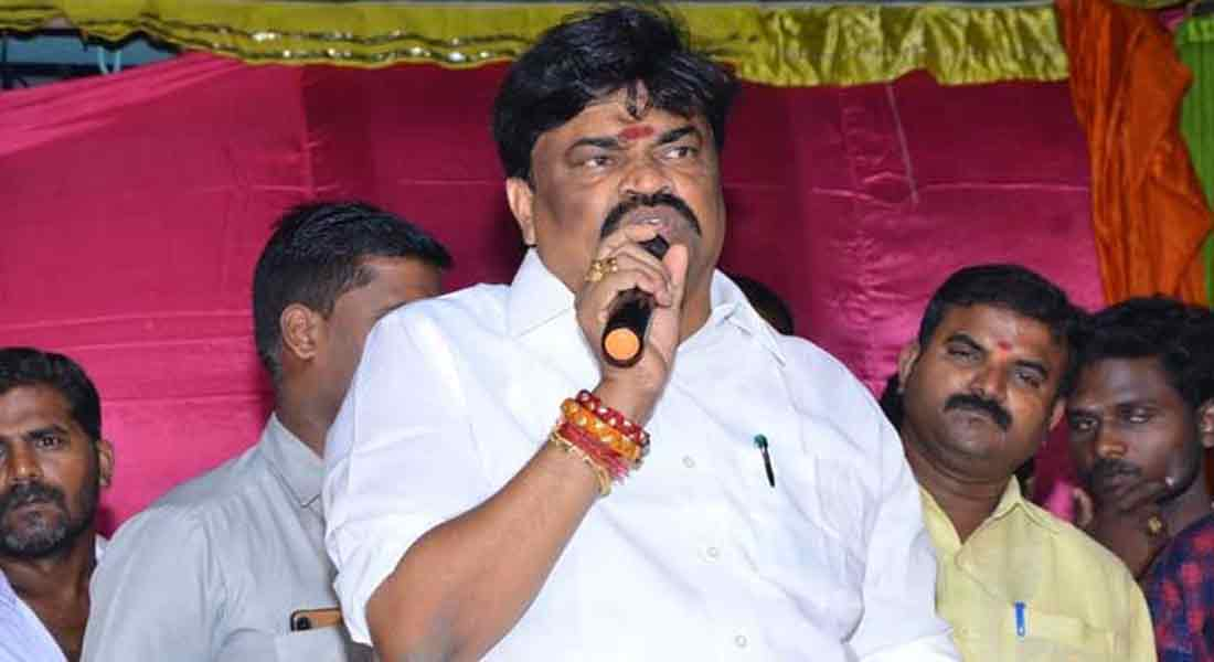 Rajendra Balaji to be released from District Secretary post