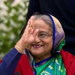 verdict on case filed by bangladesh prime minister sheik hasina