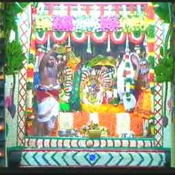 madurai meenakshi sundareswarar thirukalyanam - Live broadcast on the Internet