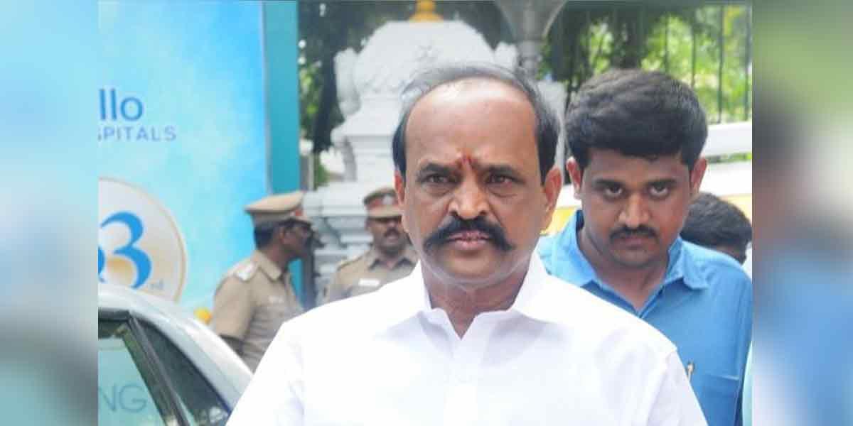 '' Our alliance will win '' - Minister Kadampur Raju!