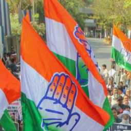 GUJARAT STATE RAJYA SABHA ELECTION CONGRESS PARTY MLAS ARRIVES IN RESORTS