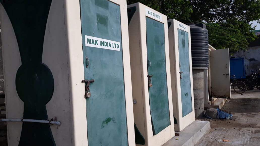 rameswaram tourist place govt toilets not maintain issue