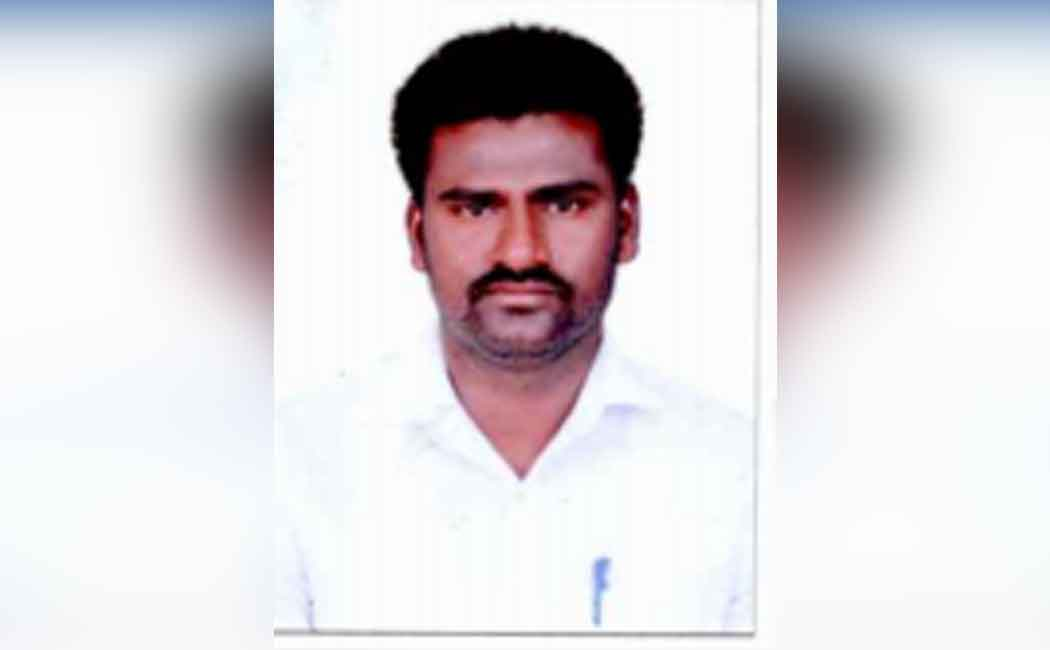 anitha brother filed nomination for the election