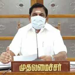 Chief Minister Palanisamy held consultations with the medical team ...