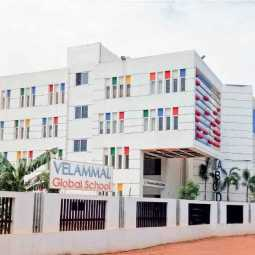 velammal education institution income tax raid