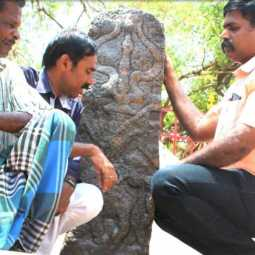 soolakkal discovered with Elephant symbol in Sattarasankottai
