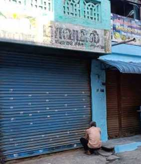 ambur area shops seal officers