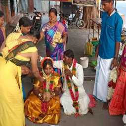tn lockdown temples marriage couples