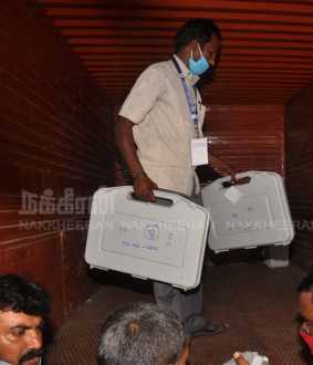 velacherry 92 no polling booth repolling for today