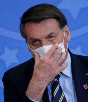 jair bolsonaro tested positive for corona again