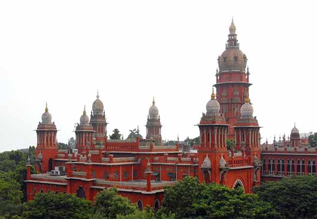 electricity bill pay time extend chennai high court
