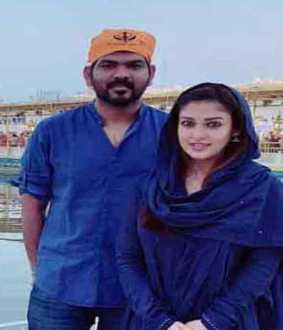 Rajini's forehead eye to Nayanthara's! - Vignesh Shivan at Good Luck!