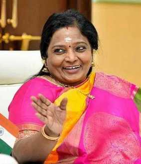 Tamilisai Soundararajan pondichery Governor