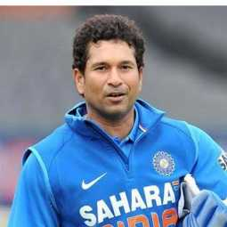 india cricket team former player sachin tendulkar search person identified in chennai