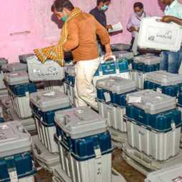 Sealing of voting machines in rooms begins!