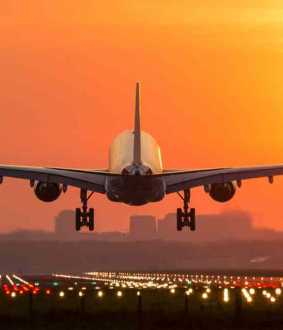 aviation ministry about resuming international flight service