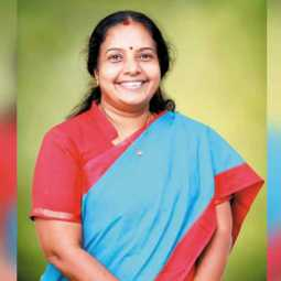 BJP's Vanathi Srinivasan wins in Coimbatore South