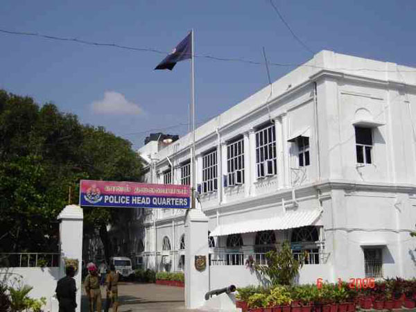 puducherry police