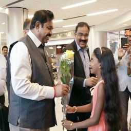 tamilnadu cm edappadi palanisamy america new york trip attracted in tamilnadu business investment
