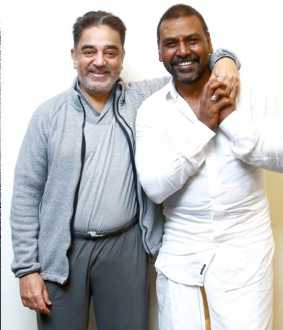 Raghava Lawrence-kamal-meet