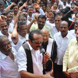 Case against Vaiko, thirumavalavan, k.veeramani