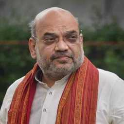 'Corona' for BJP Union Minister Amit Shah