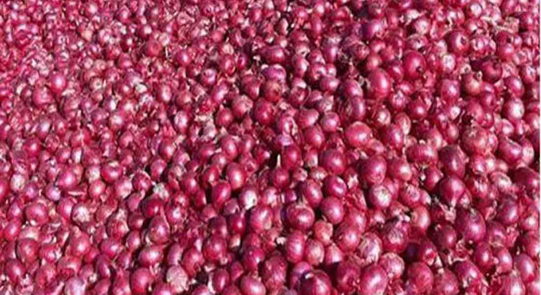 The price of sambar onions is decrease